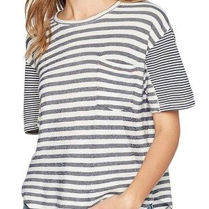 Splendid Beach Stripe Tee